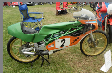 1981 Kreidler 50cc Grand Prix Racer - photo by Luxury Experience