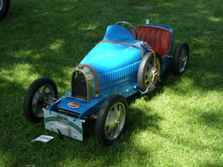 1927 Bugatti T52 Baby Bugatti (Recreation) Open - Photo by Luxury Experience