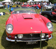 1959 Ferrari 250 GT LWB California Spyder - Photo by Luxury Experience