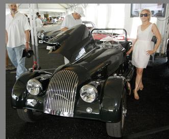 Bonhams Collector's Motor Car Auction - Debra C. Argen -photo by Luxury Experience