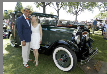1929 Packard Standard Eight Sedan -Samuel Guillory - photo by Luxury Experience
