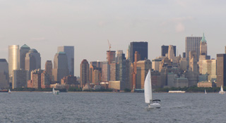 New York Skyline view from Spirit of New York, The Smooth Cruise - Photo by Luxury Experience