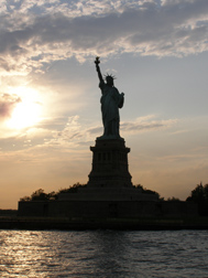Statue of Liberty view from Spirit of New York The Smooth Cruise - Photo by Luxury Experience