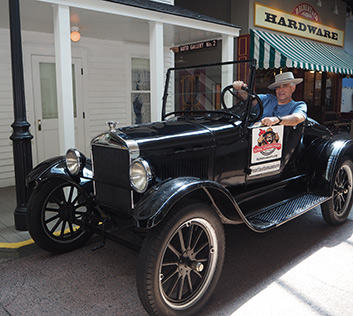 Edward F. Nesta - National Automobile Museum - Reno, Nevada - photo by Luxury Experience