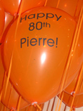Pierre Paulin - 80th Birthday Party
