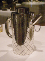 Swedish Silver: Five Centuries of Swedish Silver - 1937 Cocktail Shaker