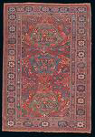 Antique Oushak Carpet, First Quarter of 19th Century presented by Double Knot