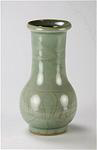 Guan-type Celadon Vase presented by Asiantiques