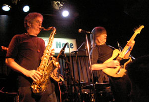 Bob Mintzer and Mike Stern - Yellowjackets