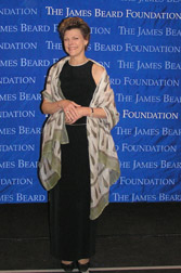 Cokie Roberts Master of Ceremonies at James Beard Awards 2006