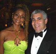 Nadine Sutherland and Edward F. Nesta