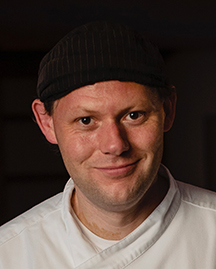 Chef Michael Bates-Walsh
