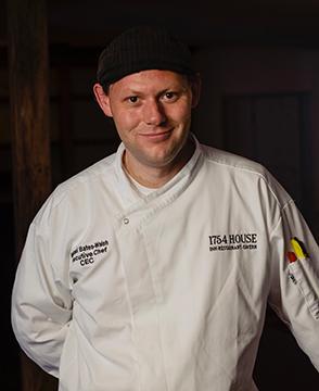 Chef Michael Bates-Walsh