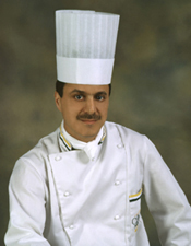 Chef Dwayne LiPuma - The Culinary Institue of America, Hyde Park, New York
