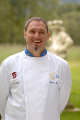 Chef Andreas Mayer of Restaurant MAYER's in Austria