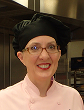 Executive Pastry Chef Kayline Johnson - photo by Luxury Experience
