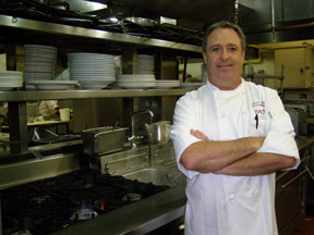 Executive Chef Chris Montero of Bacco, New Orleans