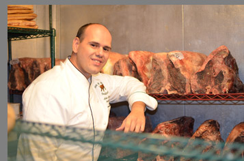 Executive Chef Admir Alibasic - Ben and Jacks' Steak House