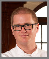 Chef William Benner - Black Point Inn, Scarborough, Maine, USA