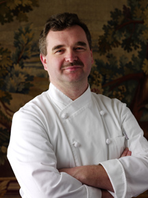 Chef Christopher Brooks - Blantyre, Lenox, Massachusetts, USA - Photo by George Ross