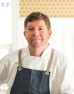 Executieve Chef John Shaw