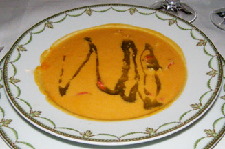 Lobster Bisque - The Bridgetown Mill House, Langhorne, PA, USA - Photo By Luxury Experience