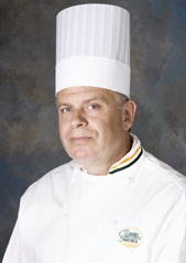 Chef Michael Skibitcky, The Culinary Institute of America, Hyde Park, New York - Photo Keith Ferris