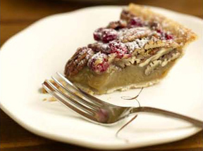 Culinary Institute of America Holiday Boot Camp - Pecan Pie