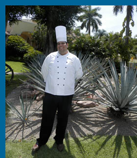 Chef Juan Luis Rúelas Almazán - Casa Velas, Puerto Vallarta, Mexico - photo by Luxury Experience