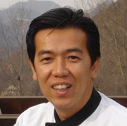 Beijing, China - Commune By The Great Wall Kempinskin - Executive Chef Nelson Yap