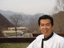 Beijing, China - Commune By The Great Wall Kempinski - Executive Chef Nelson Yap