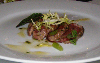 Lamb Loin - Coquette Bistro Wine Bar, New Orleans, LA, USA - Photo by Luxury Experience