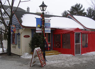 Creperie Catherine, Mont-Tremblant, Canada - Photo by Luxury Experience