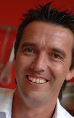 Chef Kevin Dundon - Masterchef Dunbrody Country House Hotel & Restaurant, Wexford, Ireland