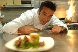 Chef/Owner Kevin Dundon, Dunbrody Country House Hotel & Restaurant, Co.  Wexford, Ireland