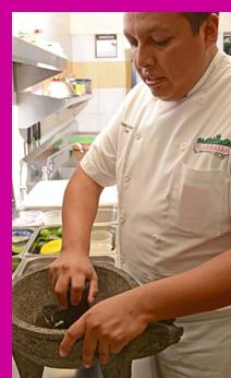 Chef Alfonso V Corona, El Arrayan, Puerto Vallarta, Mexico