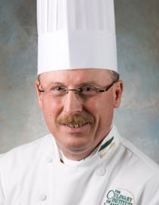 Chef Alain V. De Coster - The Culinary Institue of America
