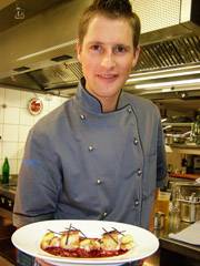 Facil, Berlin, Germany - Chef Michael Kempf
