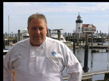 Chef John Cortesi - Fresh Salt Restaurant - photo by Luxury Experience