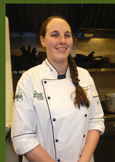 Chef Vanessa Davis - photo by Luxury Experience