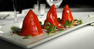 Chef Manuel Romero's Stuffed Piquillo Peppers