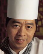 Chef Ip Chi Cheung of Kowloon Shangri-La in Hong Kong