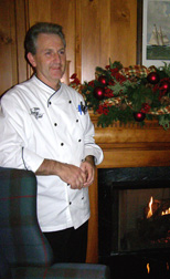 Executive Chef Richard McCreadie of The Jockey Club at The Fairfax at Embassy Row, Washington, DC, USA