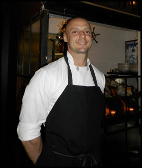 Chef-Owner Richard Diamonte - Ken & Cook Restaurant & Ba, New York, USAr - photo by Luxury Experience