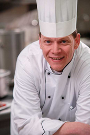 Chef Steffen Duckhorn of Kurhaus Restaurant, Grand Hotel Heiligendamm, Germany