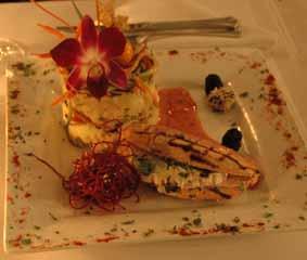 Chef Alexandre Gaudette Recipes - L'Avalanche Restaurant Bistro Lounge