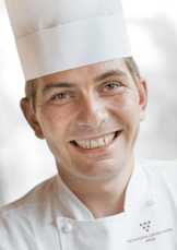 Tschuggen Grand Hotel Chef Ivan Gotfredsen - Arosa, Switzerland