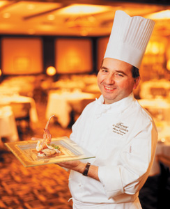 Executive Chef Alain Pignard of Fairmont The Queen Elizabeth, Montreal, Canada