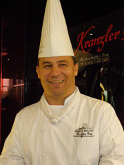 Beijing, China - Kempiski Hotel Lufthansa Center - Executive Chef Wolfgang Schmelcher