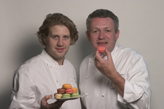Chef Ludovic Augendre and Chef Florian Bellanger - Mad Mac New York
